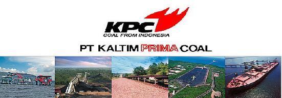 Jambi Prima Coal pt Kaltim Prima Coal Kpc
